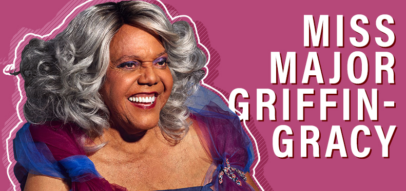 Miss Major Griffin-Gracy