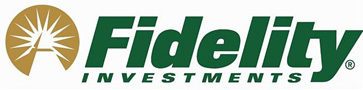Fidelity Investments with logo