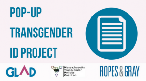 Pop-Up Transgender ID Project