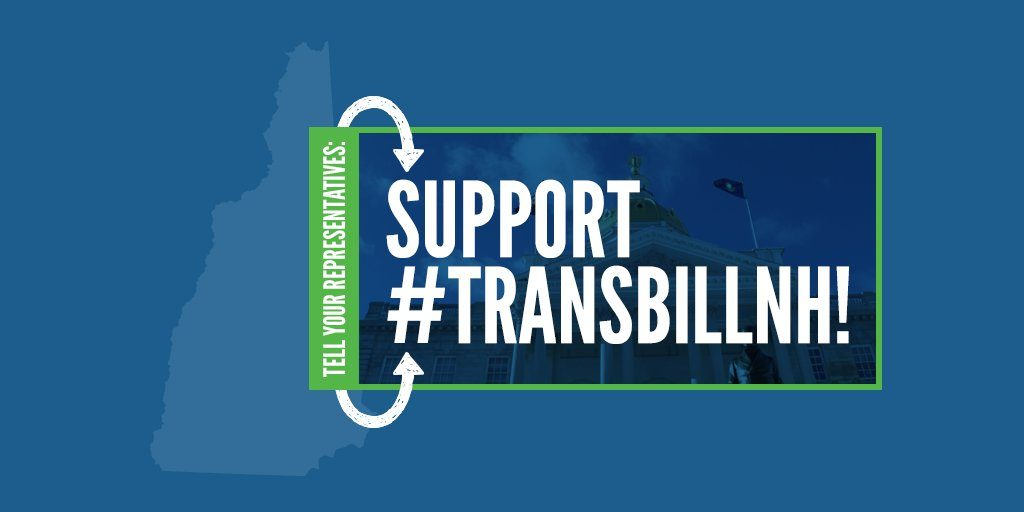 Support TransBillNH