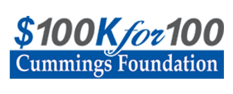 Cummings Foundation 100k for 100
