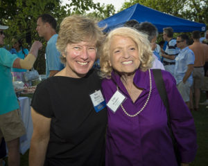 GLAD Civil Rights Project Director Mary Bonauto and Edie Windsor