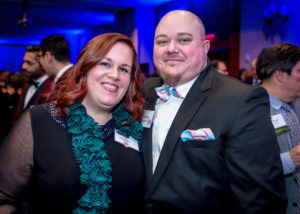Alexander Pangborn and his wife Katherine