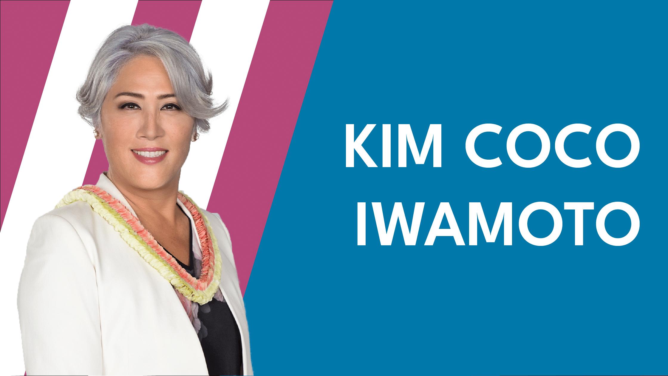 Kim Coco Iwamoto