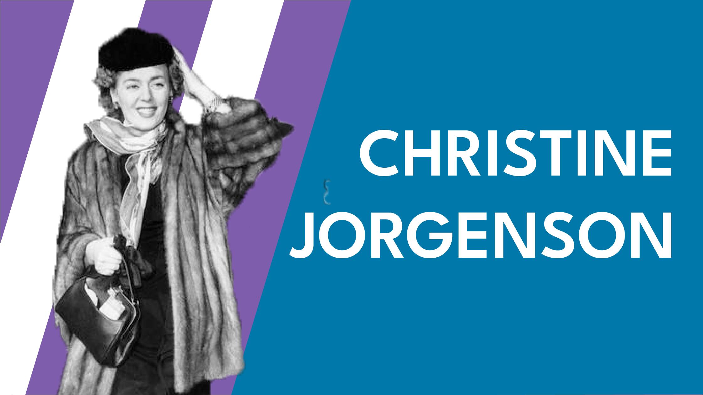Christine Jorgenson