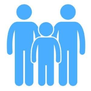 MPAC Family Silhouette